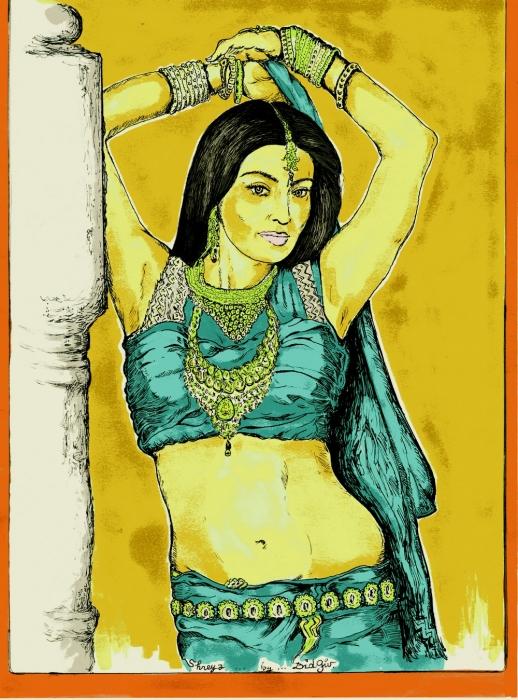 Shriya Saran por didgiv